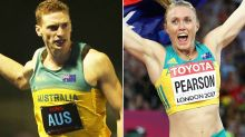 'Goosebumps': The Sally Pearson gesture that inspired a teen star