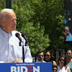 Biden rejects anger in call for national unity