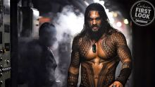 Aquaman first look reveals an ultra-jacked Jason Momoa