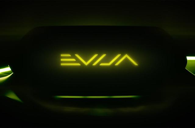 Lotus' electric hypercar is named 'Evija'