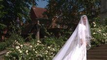 Meghan Markle, un abito da sposa da sogno firmato Givenchy