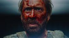 Nicolas Cage surge insano no trailer do terror 'Mandy'