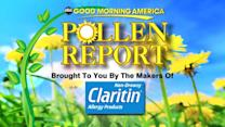 'GMA' Pollen Report: Thursday April 18, 2013