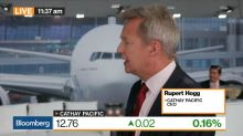 Cathay Pacific's CEO on Cargo Markets, Oil, Turnaround Plan