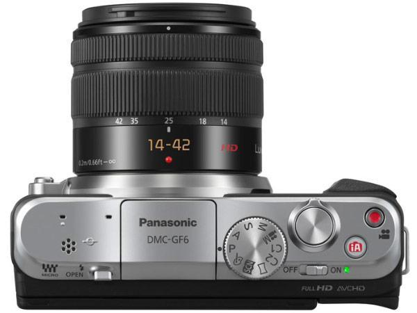 Panasonic Lumix GF6 announced for the US, shipping in June for $600