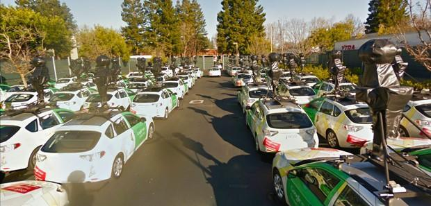 Google fined $190,000 in Germany for illegal WiFi snooping with Street View cars