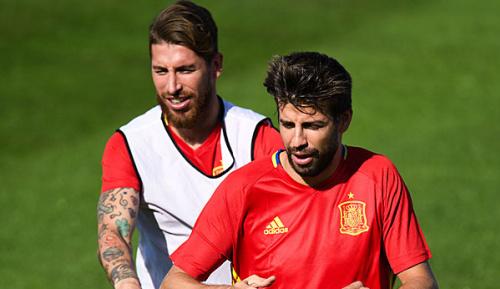 Primera Division: Sergio Ramos reagiert auf Gerard Piques Kritik an Real