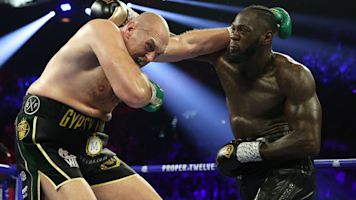 Fury vs Wilder 2: Deontay Wilder blames walkout suit for defeat, will demand rematch