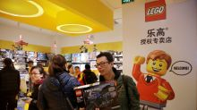 Lego builds foundations in China classrooms as old markets slow