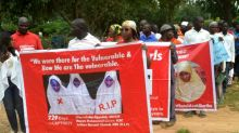 Father of midwife murdered by Boko Haram hails her humanitarian work