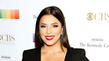 Eva Longoria welcomes first child