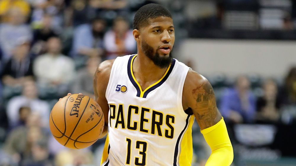 Paul George addresses trade rumors: 'I'm a Pacer'