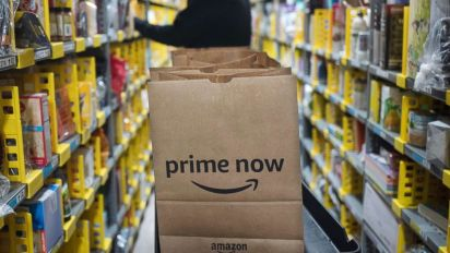 Amazon workers in Staten Island plan to unionize