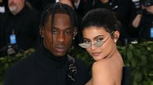 Travis Scott Says Kylie Jenner Is His 'Beautiful Wife' After Drake Dating Rumors