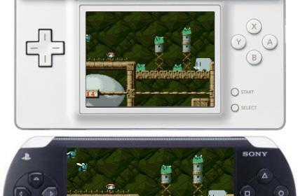 Cave Story demo released for PSP, DS