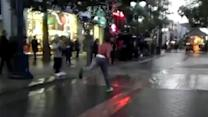 Greatest Moonwalk Ever?