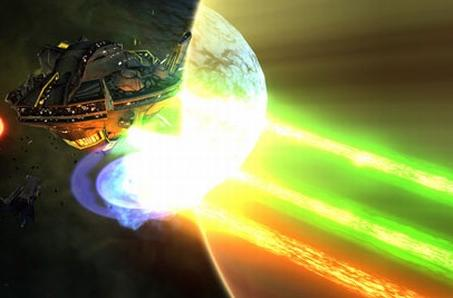 Display changes for graphics and levels in Star Trek Online