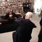 Kim Kardashian Reveals Karl Lagerfeld Shot Her First Fashion Shoot as She Mourns Late Designer