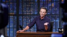 """Seth Meyers Drags Trump's COVID-19 Downplay, Says President Is A """"Deeply Disturbed Individual With No Regard For Human Life"""""""