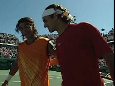 The Heist: First-ever Roger Federer vs Rafael Nadal final and other greatest escapes in tennis
