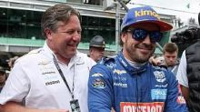 Brown open to running Alonso in 2021 Indy 500 despite Renault deal