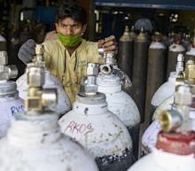 India Covid crisis: Hospitals buckle under record surge