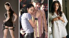 Angelina Jolie's most memorable moments