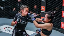 Victoria Lee makes winning professional debut with 2nd-round submission