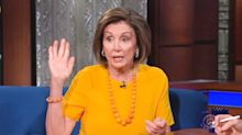 Nancy Pelosi on Republican opposition to impeachment: 'I cannot be held up by that'