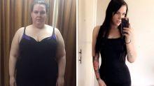Confira o antes e depois de pessoas que tiveram uma drástica perda de peso