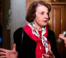 Feinstein won't seek top Judiciary Committee spot following complaints from progressives