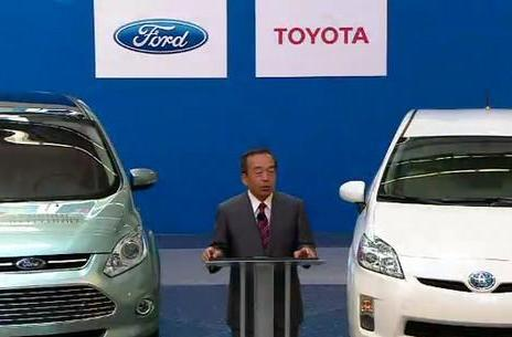 Ford partners with Toyota to share technology, create new hybrid system for trucks and SUVs