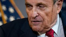 Judge Brutally Dismisses Rudy Giuliani's Suit To 'Disenfranchise' Pa. Voters