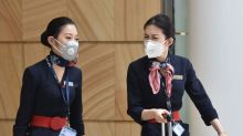 Cabin crew in China advised to wear adult nappies to reduce risk of Covid infection