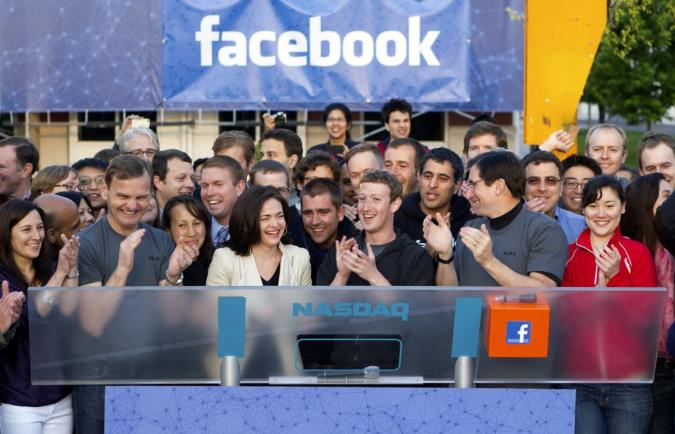Facebook must deal with class-action lawsuits over its IPO
