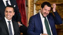##Salvini chiede termovalorizzatori, Di Maio: li vuole la camorra