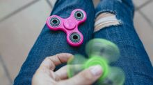 So, there's a chance your fidget spinner could burst into flames