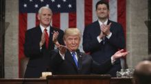 Trump's State of the Union performance: He divides to conquer