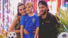 Mãe do filho de Neymar agradece presença de Bruna Marquezine em aniversário de Davi Lucca