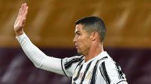 Roma 2-2 Juventus: Ronaldo double salvages a point for 10-man Bianconeri