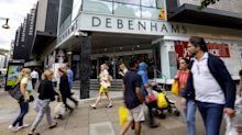 Debenhams shares crater 50% as it announces radical rescue plan that could wipe out shareholders