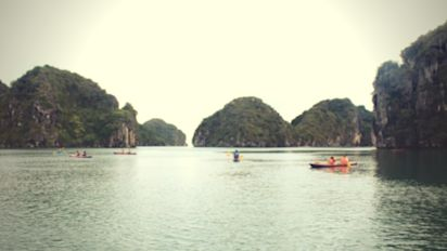 Welcome to Ha Long Bay! Vietnam's Beautiful World Heritage Site