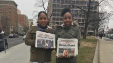 On the streets of D.C., memorabilia from Obama's inauguration