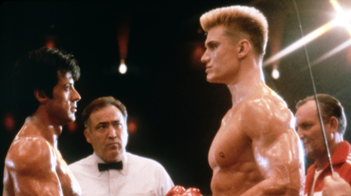 Dolph Lundgren recalls putting Stallone in the hospital