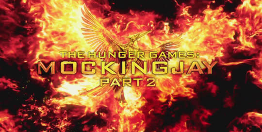Hunger games 3 part 2 release date in Melbourne