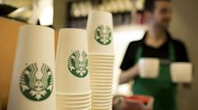 Starbucks Slides as Outlook Signals Slower Profit Growth
