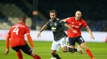 Manchester United avança às quartas de final da Copa da Liga Inglesa