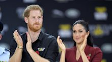 Prince Harry and Meghan Markle announce first Netflix series