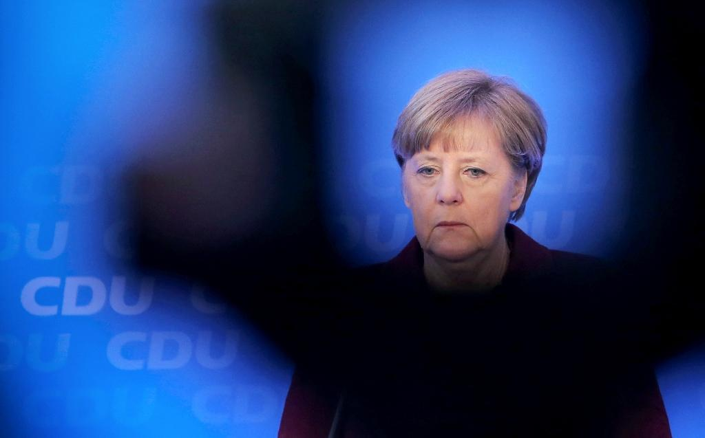 German chancellor Angela Merkel has now backed changes to the law to ease the process of expulsion for those convicted of crimes (AFP Photo/Fredrik von Erichsen)