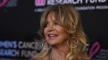 Goldie Hawn cries 3 times a day over thought of 'abuse and anger' happening in lockdown